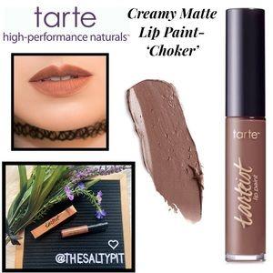 NIB Tarte Tartiest Lip Paint, Choker